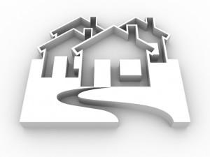 Цены на недвижимость.